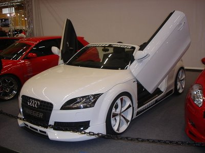 used audi tt coupe