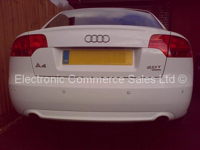 second hand audi a4 roof rack